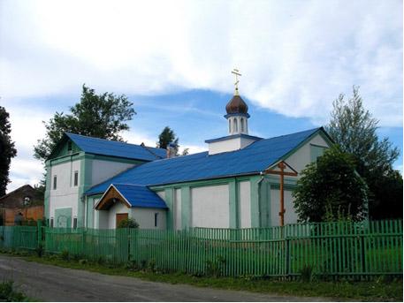 База данных фотографий церквей брянской области